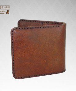 کیف جیبی مردانه چرم طبیعی دست دوز کد C-267
