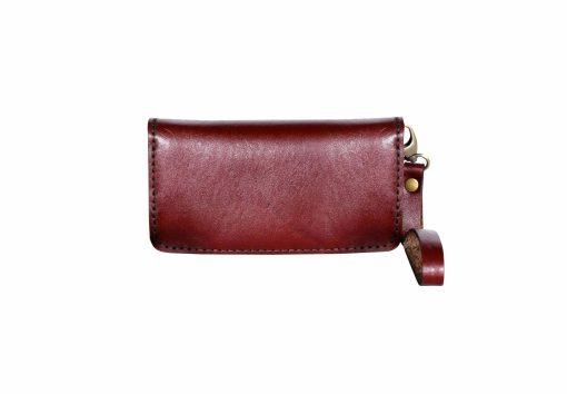 کیف موبایل چرم
